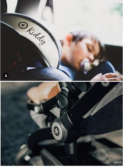 аксессуары для колясок kiddy